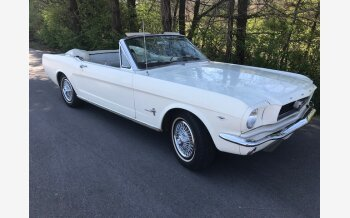 1966 Ford Mustang Convertible for sale 101123228
