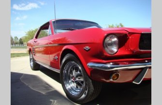 1966 Ford Mustang for sale 101158609