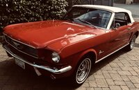 1966 Ford Mustang Convertible for sale 101173989
