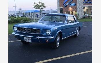 1966 Ford Mustang Coupe for sale 101201211