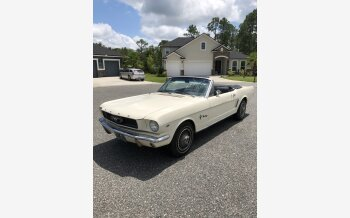 1966 Ford Mustang Convertible for sale 101222053