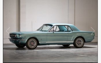 1966 Ford Mustang GT Coupe for sale 101245197