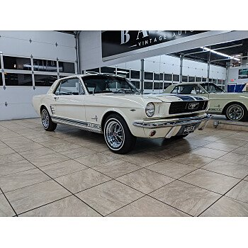 1966 Ford Mustang for sale 101247300