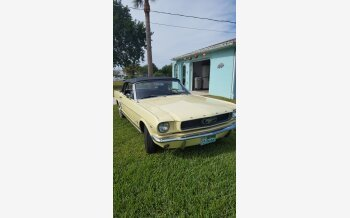 1966 Ford Mustang Convertible for sale 101248018