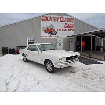 1966 Ford Mustang for sale 101344891