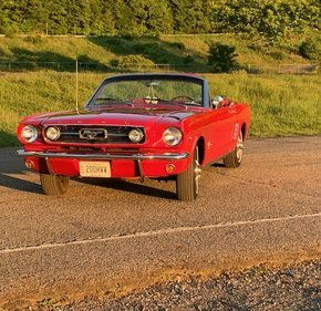 1966 Ford Mustang Convertible for sale 101368653