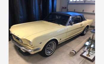 1966 Ford Mustang Convertible for sale 101368818