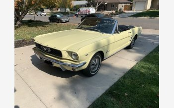 1966 Ford Mustang Convertible for sale 101392605