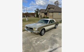 1966 Ford Mustang Coupe for sale 101406901