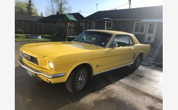 1966 Ford Mustang Coupe for sale 101509316