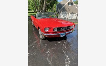 1966 Ford Mustang Convertible for sale 101526339