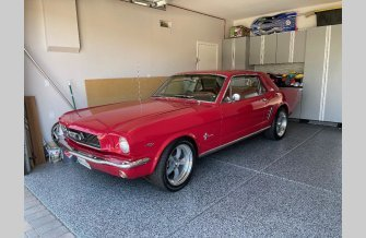 1966 Ford Mustang Coupe for sale 101546471