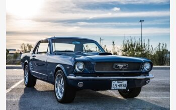 1966 Ford Mustang Coupe for sale 101619635
