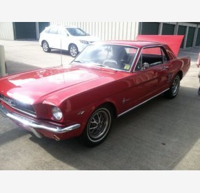 1966 Ford Mustang Coupe for sale 101007294