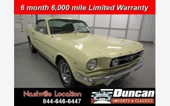 1966 Ford Mustang for sale 101012982