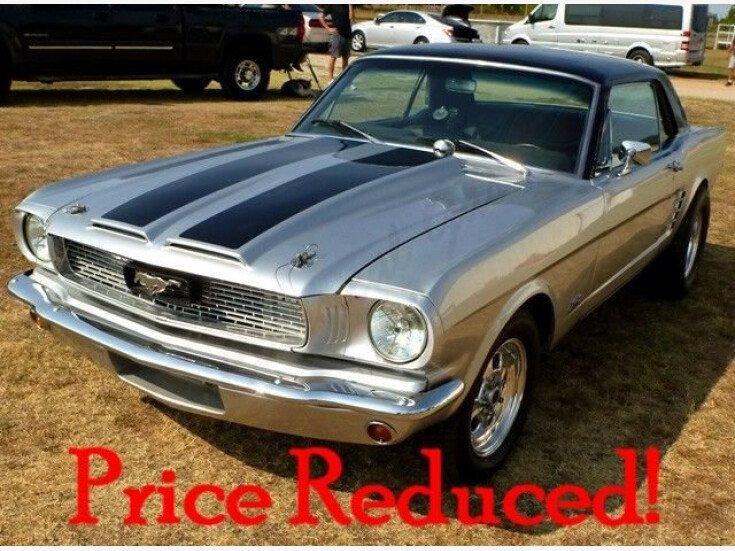 1966 Ford Mustang For Sale >> 1966 Ford Mustang For Sale Near Arlington Texas 76001