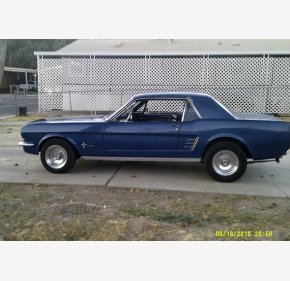 1966 Ford Mustang For 101056836