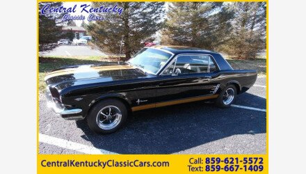 1966 Ford Mustang Coupe for sale 101093770