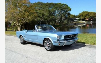 1966 Ford Mustang for sale 101098859