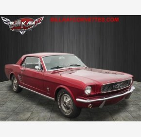 1966 Ford Mustang For 101110325
