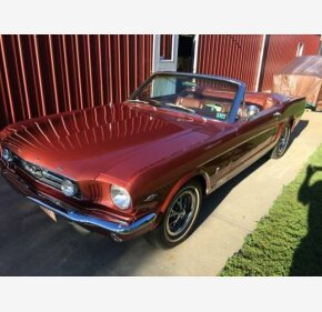 1966 Ford Mustang Convertible for sale 101241535