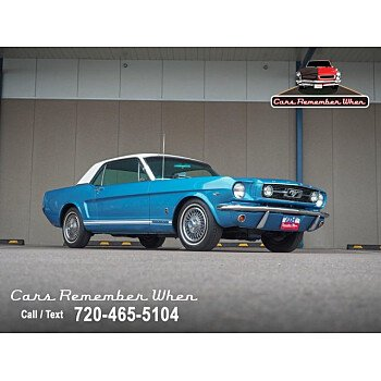 1966 Ford Mustang GT for sale 101305629