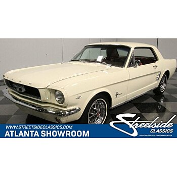 1966 Ford Mustang for sale 101307698