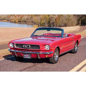 1966 Ford Mustang Convertible for sale 101315299