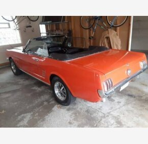 1966 Ford Mustang for sale 101326689