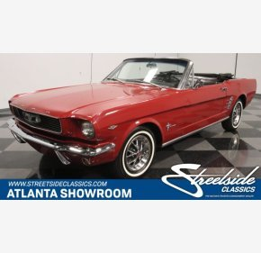 1966 Ford Mustang Convertible for sale 101329850
