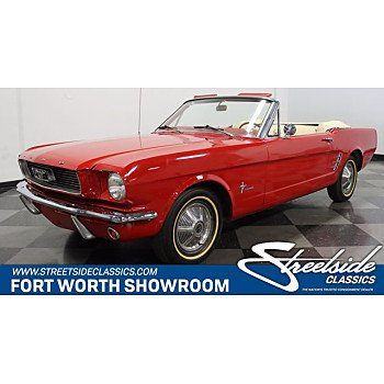 1966 Ford Mustang Convertible for sale 101344717