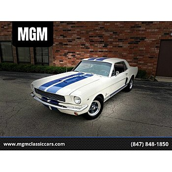 1966 Ford Mustang for sale 101373041