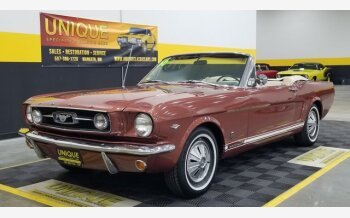 1966 Ford Mustang Convertible for sale 101380734