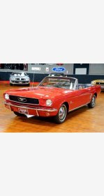 1966 Ford Mustang Convertible for sale 101383367