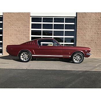 1966 Ford Mustang for sale 101416567