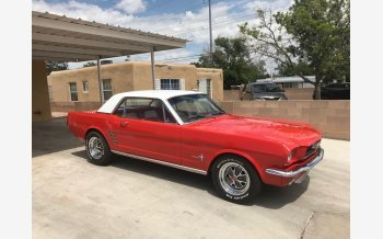 1966 Ford Mustang Coupe for sale 101435641