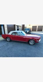 1966 Ford Mustang for sale 101451486