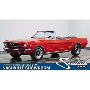 1966 Ford Mustang Convertible for sale 101458441
