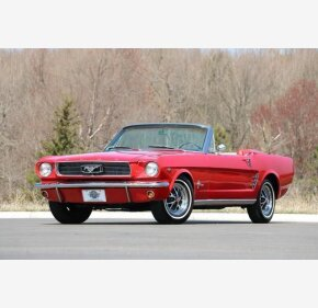 1966 Ford Mustang for sale 101489621