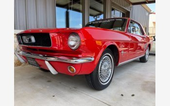 1966 Ford Mustang for sale 101504810