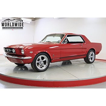 1966 Ford Mustang for sale 101619495