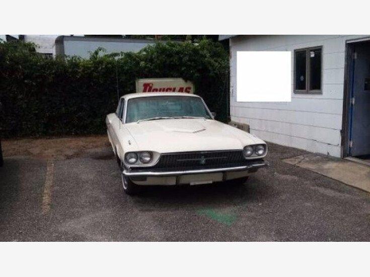 1966 Ford Thunderbird for sale 100909314