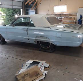1966 Ford Thunderbird for sale 101051068