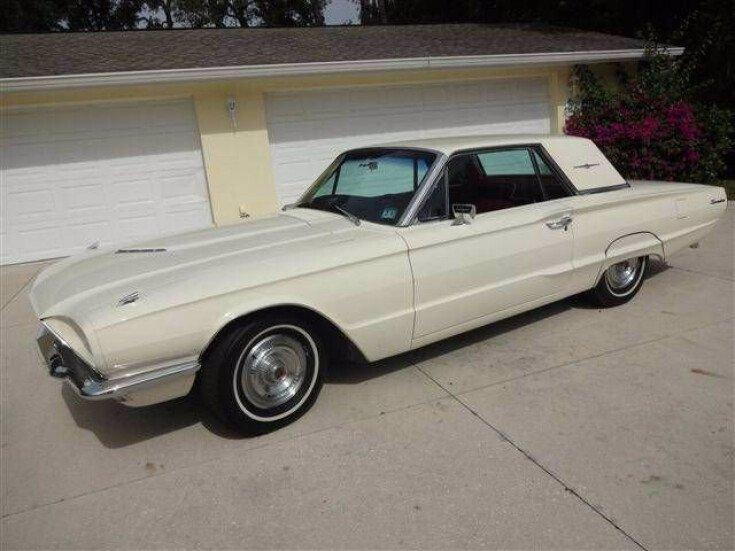 1966 Ford Thunderbird for sale 101356165