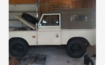 1966 Land Rover Series II for sale 101303488