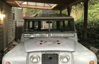 1966 Land Rover Series II for sale 101356552
