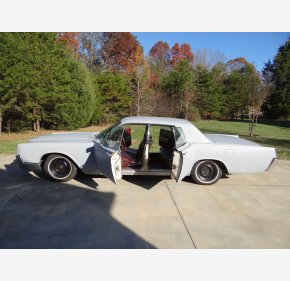 1966 Lincoln Continental for sale 101036416