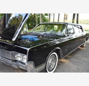 1966 Lincoln Continental for sale 101101364