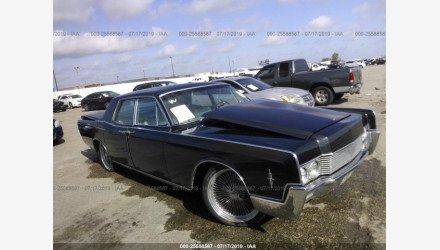 1966 Lincoln Continental for sale 101191565