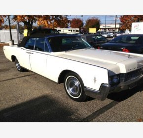 1966 Lincoln Continental for sale 101229284